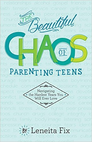 The Beautiful Chaos on Parenting Teens